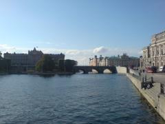 Uno dei tanti ponti...