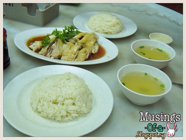 YY Kafei Dian (喜园咖啡店), Bugis