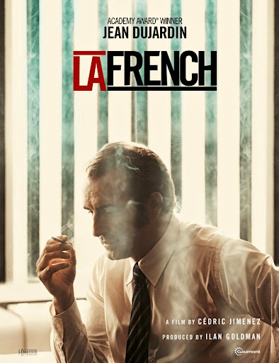 La French (The Connection) Poster