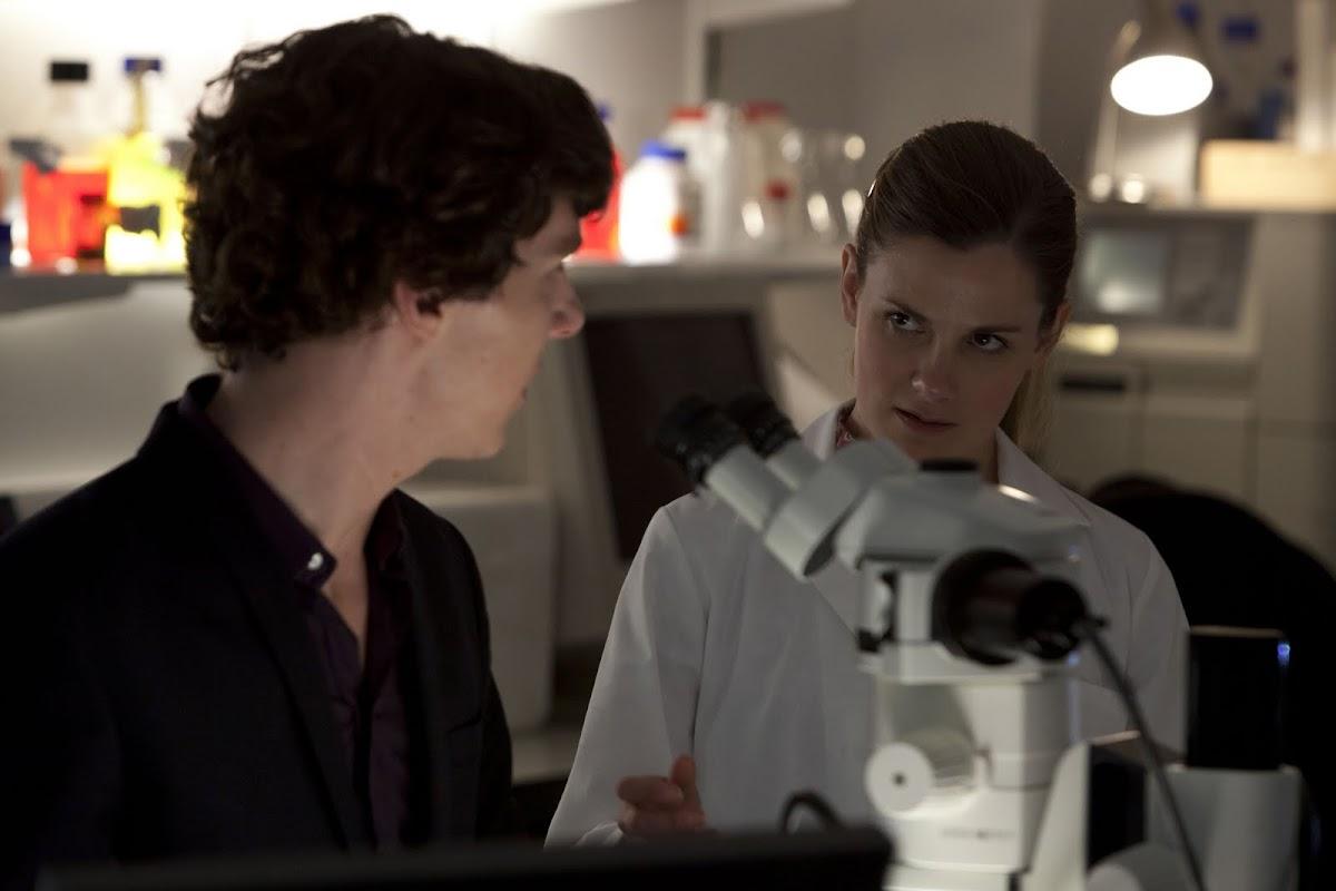 Sherlock Holmes and Molly