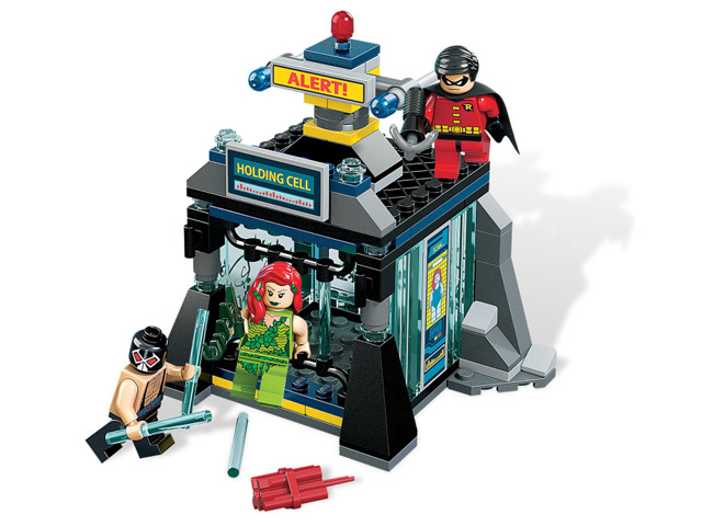 レゴ スーパーヒーローズ バットケーブ 6860