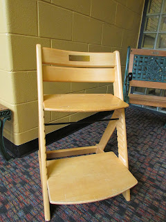 Jack Foster Memorial Chair