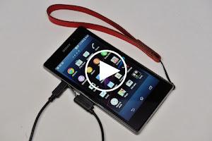 Dùng sạc từ để hạn chế cắm rút khó chịu trên Xperia Z1 & ZU