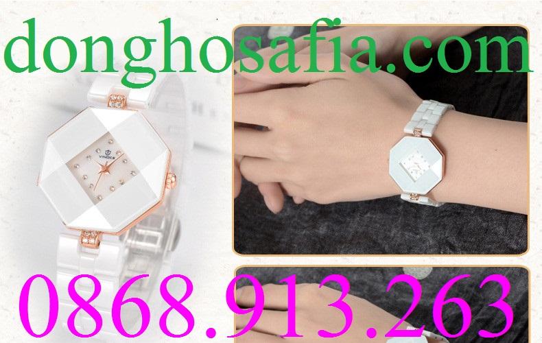 Đồng hồ nữ Vinoce 633228