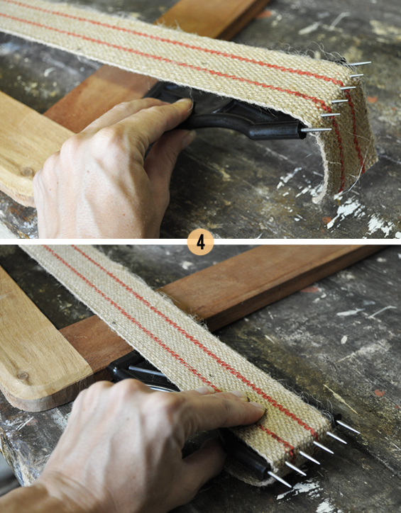 How To Upholster a Slip Seat