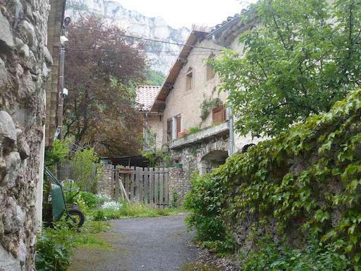 Le village d'Archiane