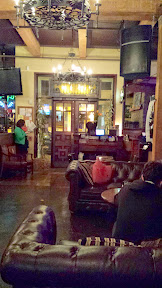 Warm up on the couches and by the fire at Kells on NW 21st with an Irish Coffee in hand
