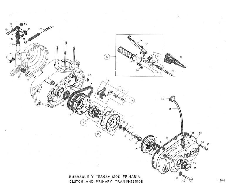 bultaco alpina wiring diagram    bultaco       alpina     model 165  250 problems with clutch     bultaco       alpina     model 165  250 problems with clutch