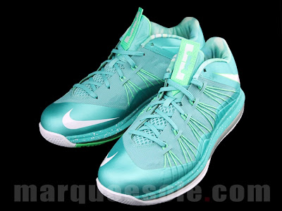 nike lebron 10 low gr green white 1 04 $165... this is how much it takes to own a pair of LeBron X Lows