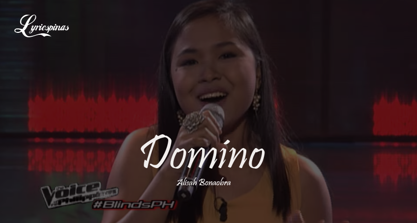 Alisah Bonaobra Domino The Voice 2014