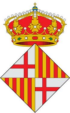 Escudo,  Герб Барселоны, Barcelona, Cataluna, Каталония, Барселона, достопримечательности Барселоны, недвижимость в Испании, CostablancaVIP