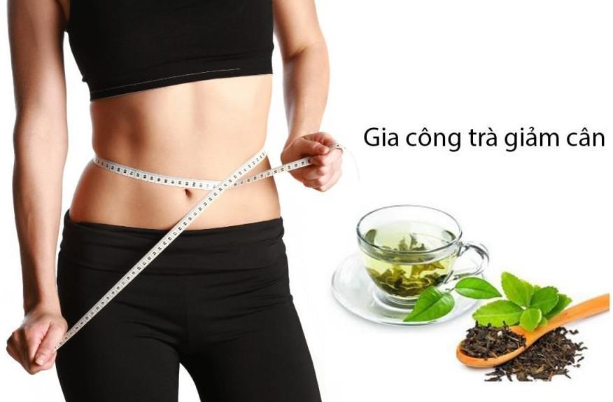 Quy trình gia công trà giảm cân tại LYNK GREEN TEA BAG