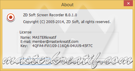 ZD Soft Screen Recorder 8