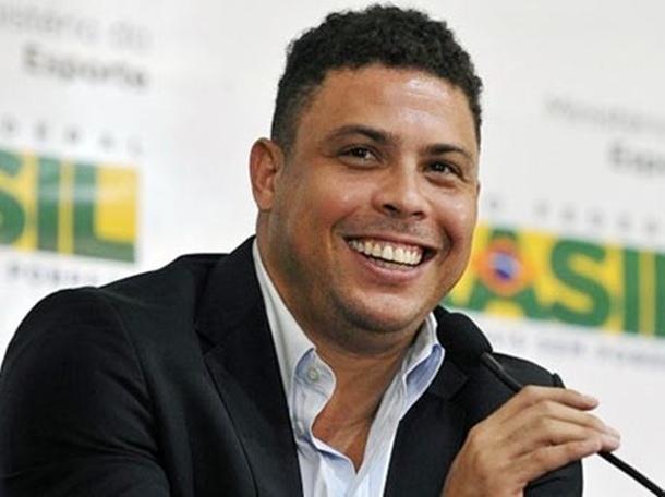 """Imbecilidade dita por Ronaldo """"Fenômeno"""" toma conta de todo o Brasil"""