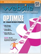 Free Subscription to Website Magazine Cover
