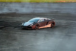 Arrinera Hussarya runs for aerodynamic tests