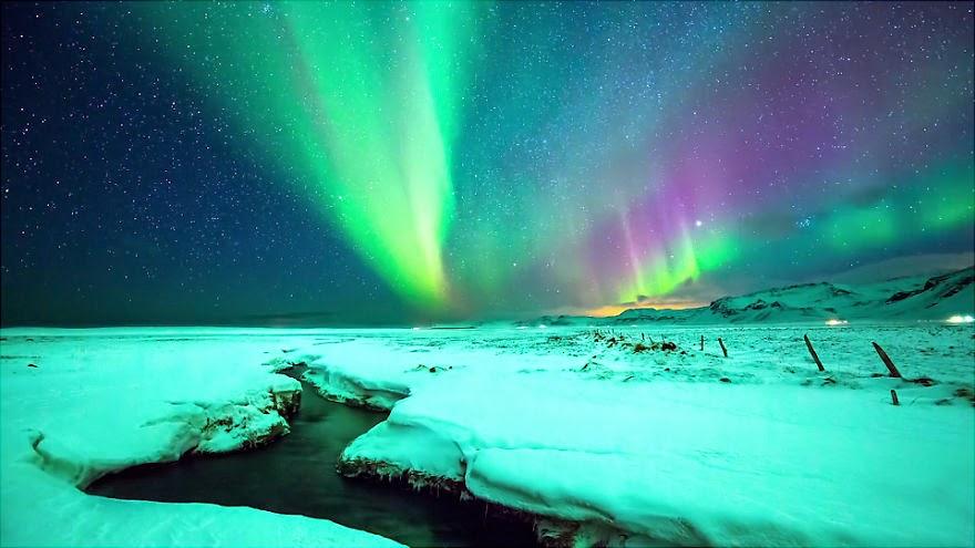 Bắc cực quang - hiện tượng thiên nhiên kì vĩ nhất thế giới - 55936