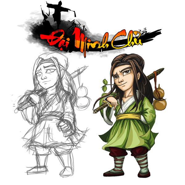 Soha Game phát hành Đại Minh Chủ tại Việt Nam 5