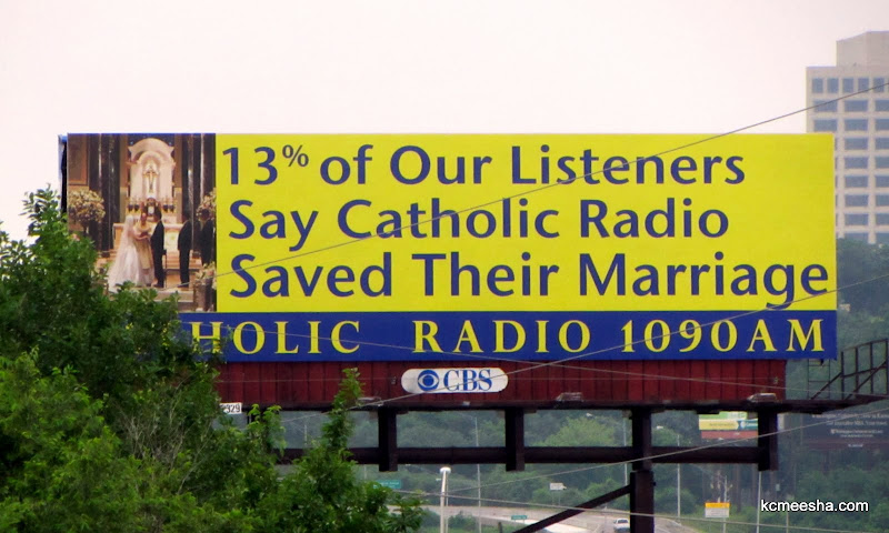 Catholic Radio Ruined 87% of Its Listeners Marriages