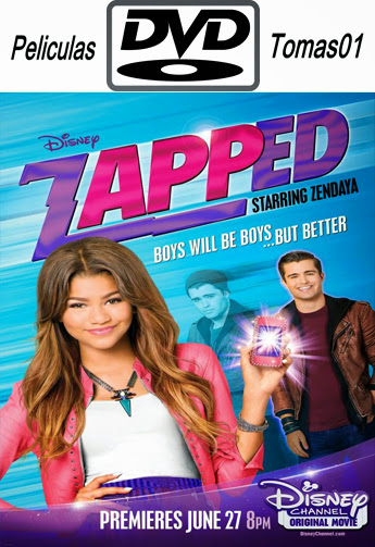 Zapped (2014) DVDRip