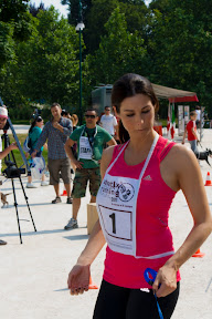 Manuela Arcuri - Advantix Running 2011