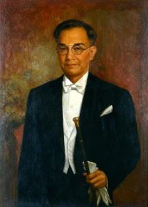 Jose Laurel painting