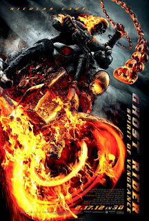 Ghost Rider Teaser Poster