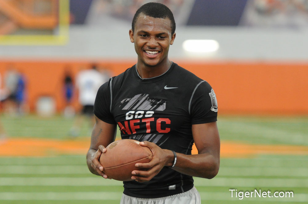 2013 Damp Camp II - Day 2 Photos - 2013, Dabo Swinney Camp, Deshaun Watson, Football, Recruiting