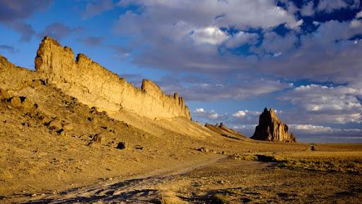Rocky Landscape, New Mexico.jpg