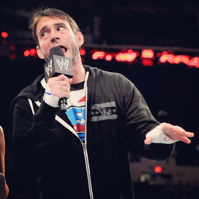 I didn't quit WWE I was fired, CM PUNK