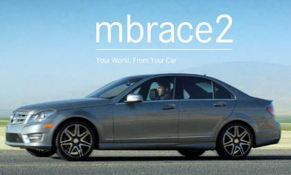 """All From One Place"" Commercial for Mercedes-Benz Mbrace2"