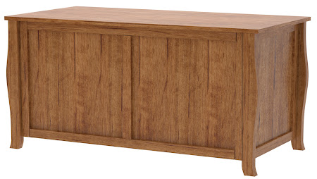 Matching Furniture Piece: Cascade Cedar Chest in Como Maple