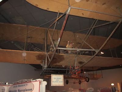 Smithsonian's National Air and Space Museum  , Wright Military Flier 1909