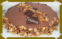 Le trianon - recette indexée dans les Desserts