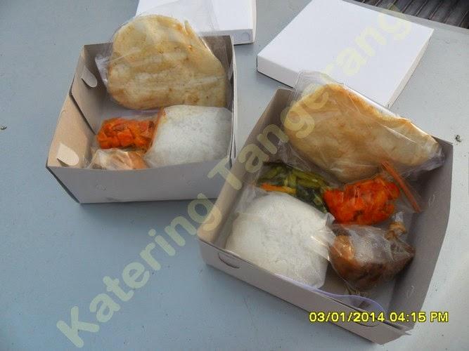 Nasi Kotak Rajeg