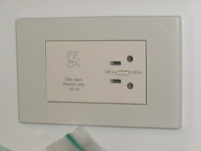 Electrical outlets on island princess - Cruise Critic Message Board ...
