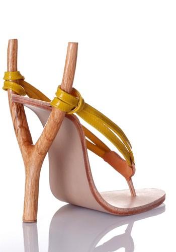 Крэйзи-туфли. 12 фото