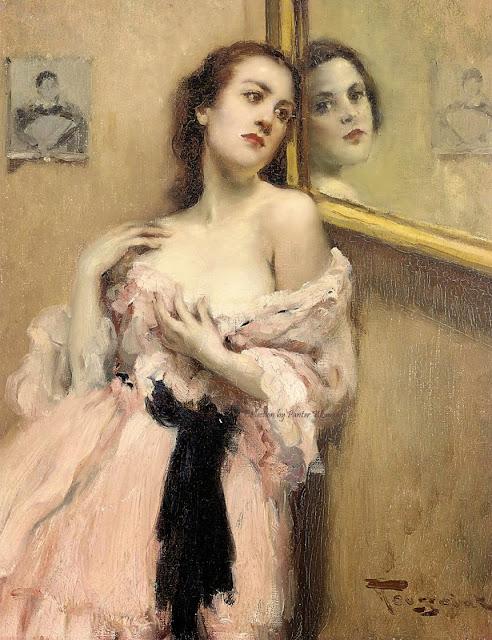 Fernand Toussaint - Reflections