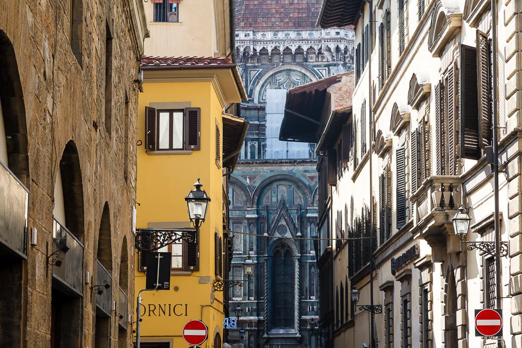 Флоренция - поход в Галлерею Уффици