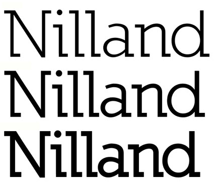 25+ Ultimate Collection of High Quality Free Fonts For Designers- Nilland