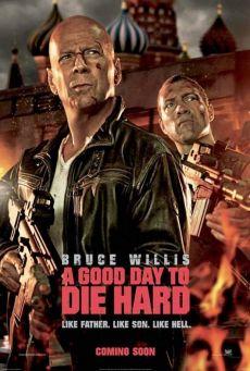 Phim Đương Đầu Với Thử Thách 5 Full Hd - Die Hard 5 - A Good Day To Die Hard 2013