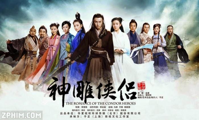 Ảnh trong phim Tân Thần Điêu Đại Hiệp - The Condor Heroes 1