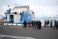 départ ile d'Elbe