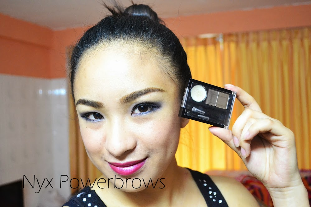 NYX cosmetics, perfect brows, brow tutorial, nyx makeup, nyx cake brow powder, beauty blogger, makeup artist, nyx face awards, everyday makeup look, perfect eyebrows, filipina blogger, pinay blogger, makeupguru