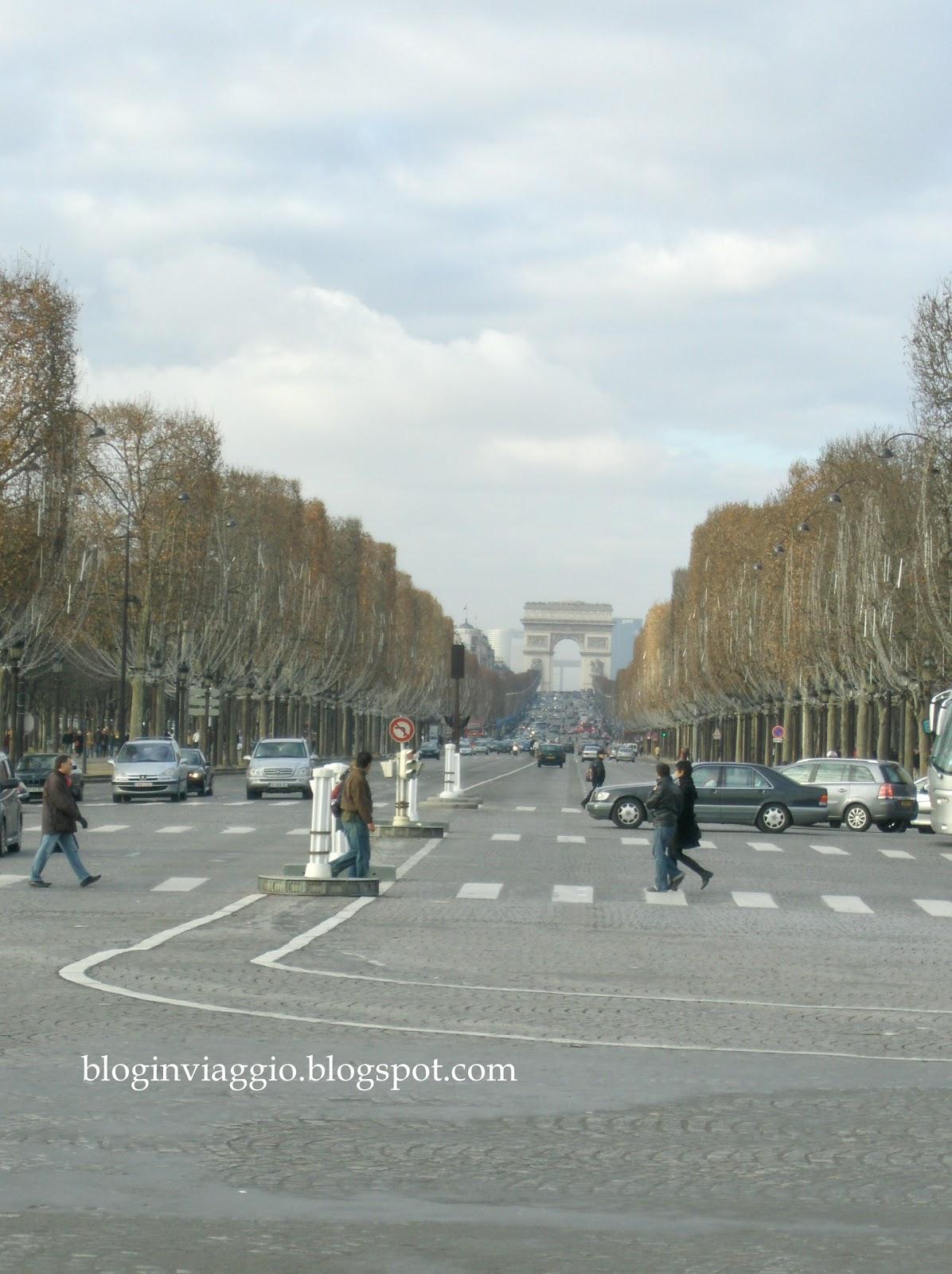 Blog in viaggio 5 posti da visitare assolutamente a parigi for Parigi champ elisee