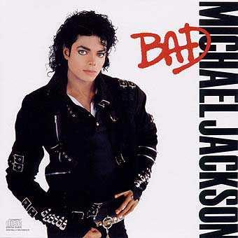 King of Pop Michael Jackson - Bad Album