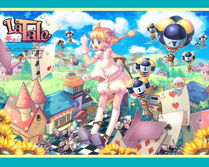 Ngắm các nhân vật cute trong Latale - Ảnh 10