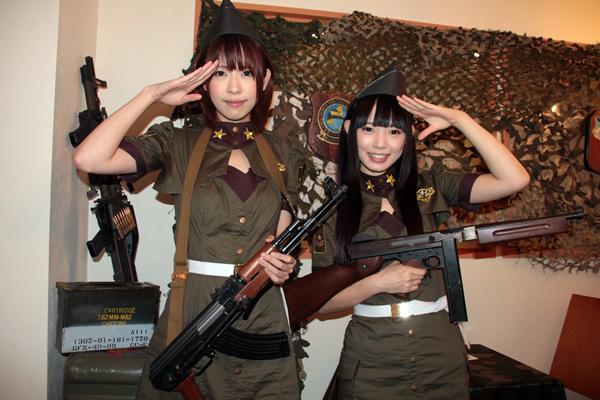 Wargaming mở World of Tanks Cafe tại Nhật Bản 5