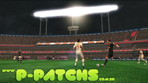 Estádio Pituaçu By Gide - Pack de Estadio P-Patch's HQ 2.0