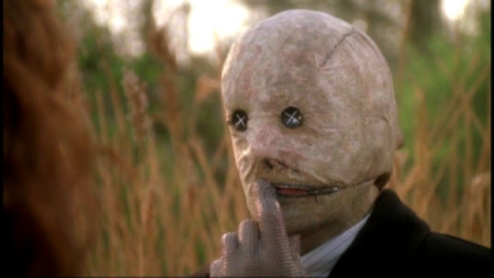 David Cronenberg as Dr Decker in Nightbreed